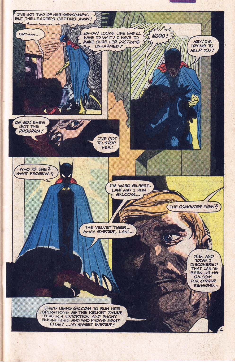 Detective Comics (1937) 518 Page 33