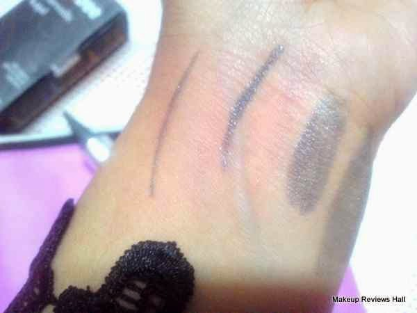 Soul Tree Kajal Grey Glow Swatches