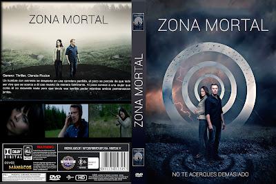 ZONA MORTAL -RADIUS- 2017 [CARATULA - DVD]