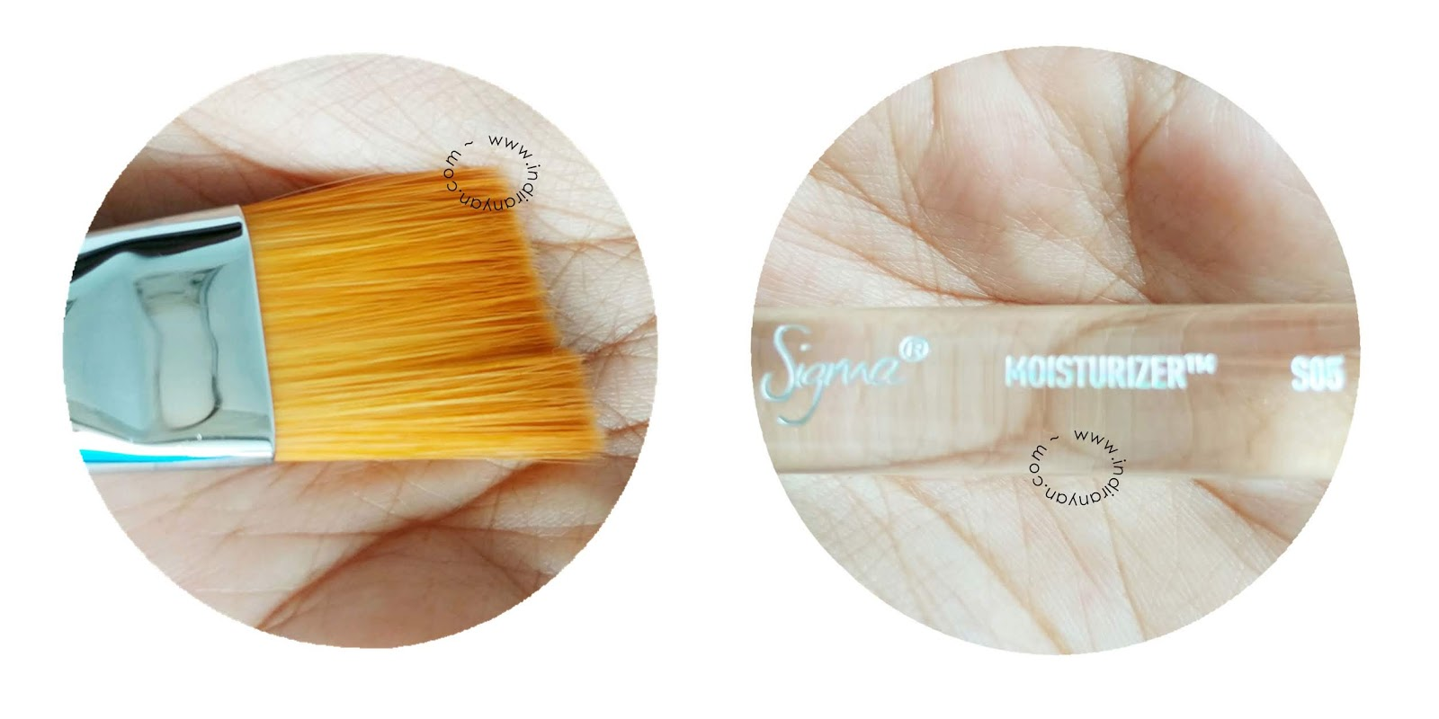 sigma-skincare-brush, sigma-s05-moisturizer