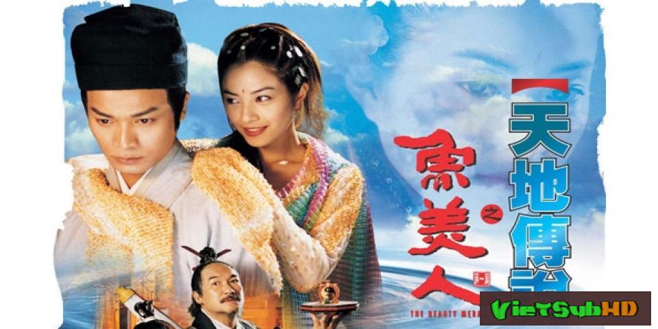 Phim Thiên Địa Truyền Thuyết Mỹ Nhân Ngư Tập 18/20 VietSub HD | Legend Of Heaven And Earth - The Mermaid Beauty 2000