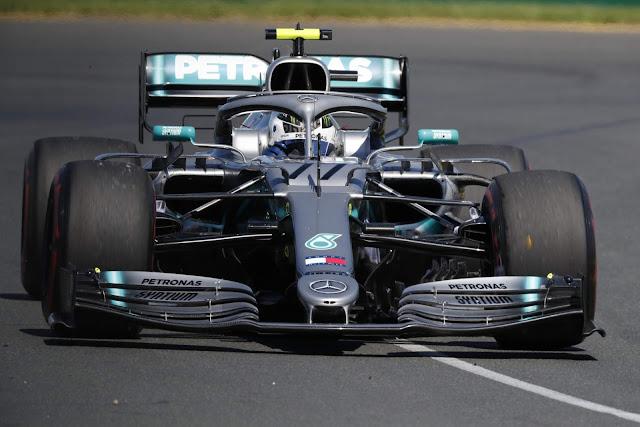 Mercedes AMG F1 2019