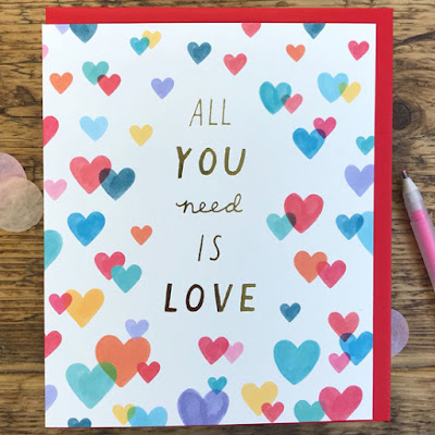 Print pattern valentines day waitrose if you still need to pick up a last minute card on the high street for tonight then maybe one of these lovely designs from waitrose will fit the bill m4hsunfo