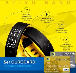 Ativo Band com desconto pra clientes BB Ourocard