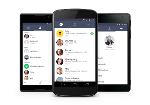 LINE Lite app for Android released in 11 countries