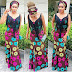 Latest Creative Ankara Gown Style