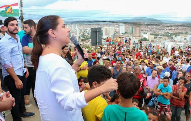 CARUARU: Projeto do Parque Ambiental do Monte Bom Jesus foi lançado no aniversário de Caruaru.