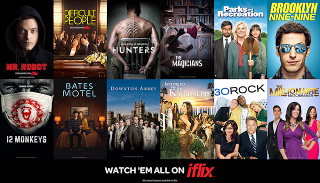 iflix adds huge slate of NBC Universal shows and exclusives, including many never before seen in Asia