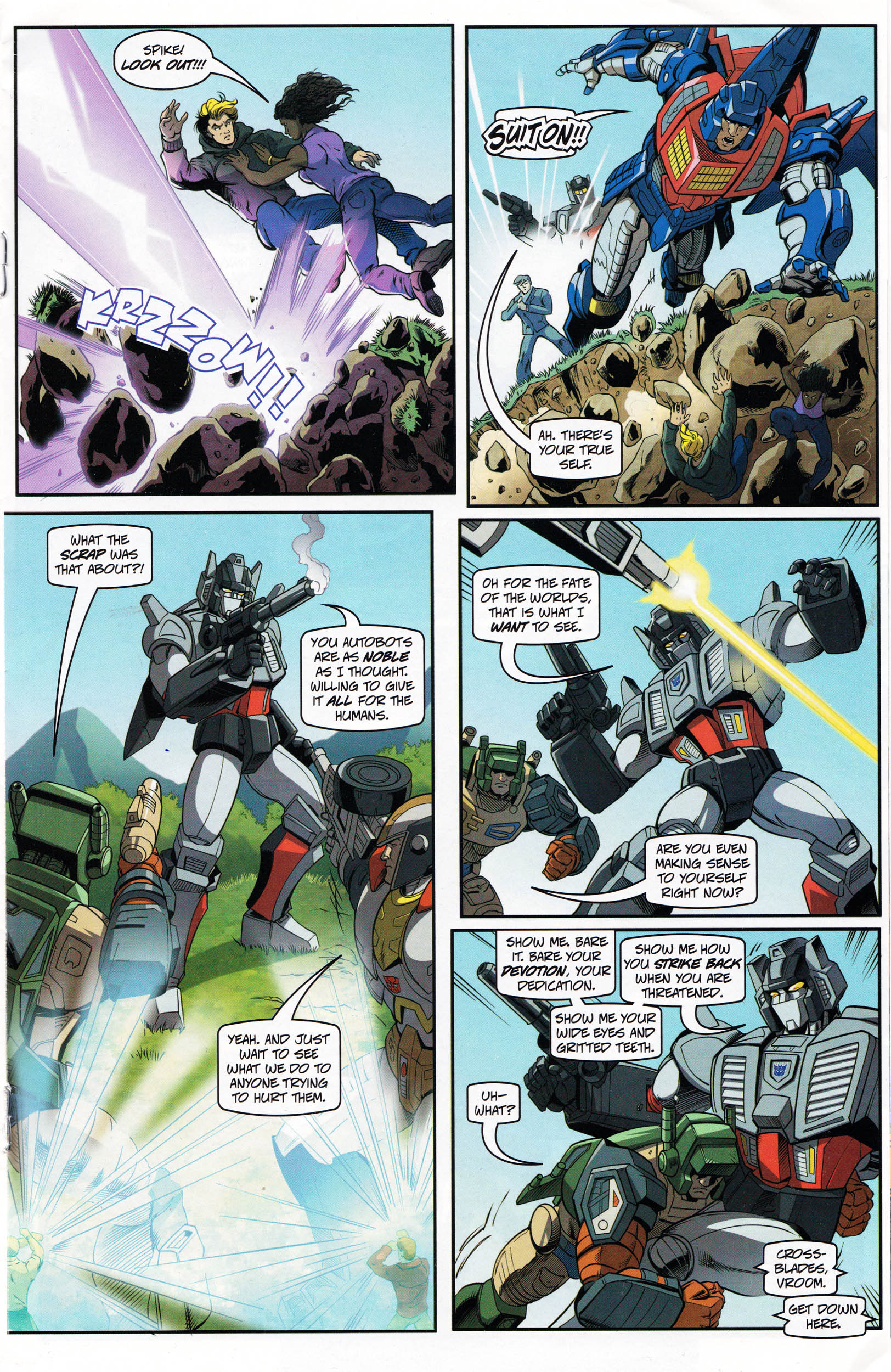 Read online Transformers: Collectors' Club comic -  Issue #69 - 9