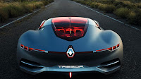 Renault Trezor Concept Car: An electric GT