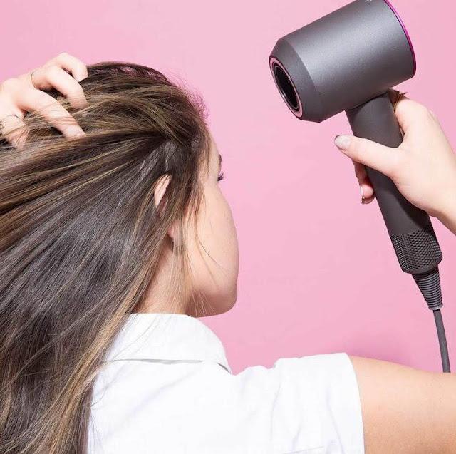 Hướng dẫn cách Sấy tóc được mái tóc đẹp
