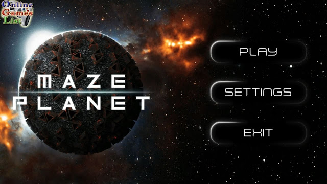 تحميل لعبة maze planet 3d pro: