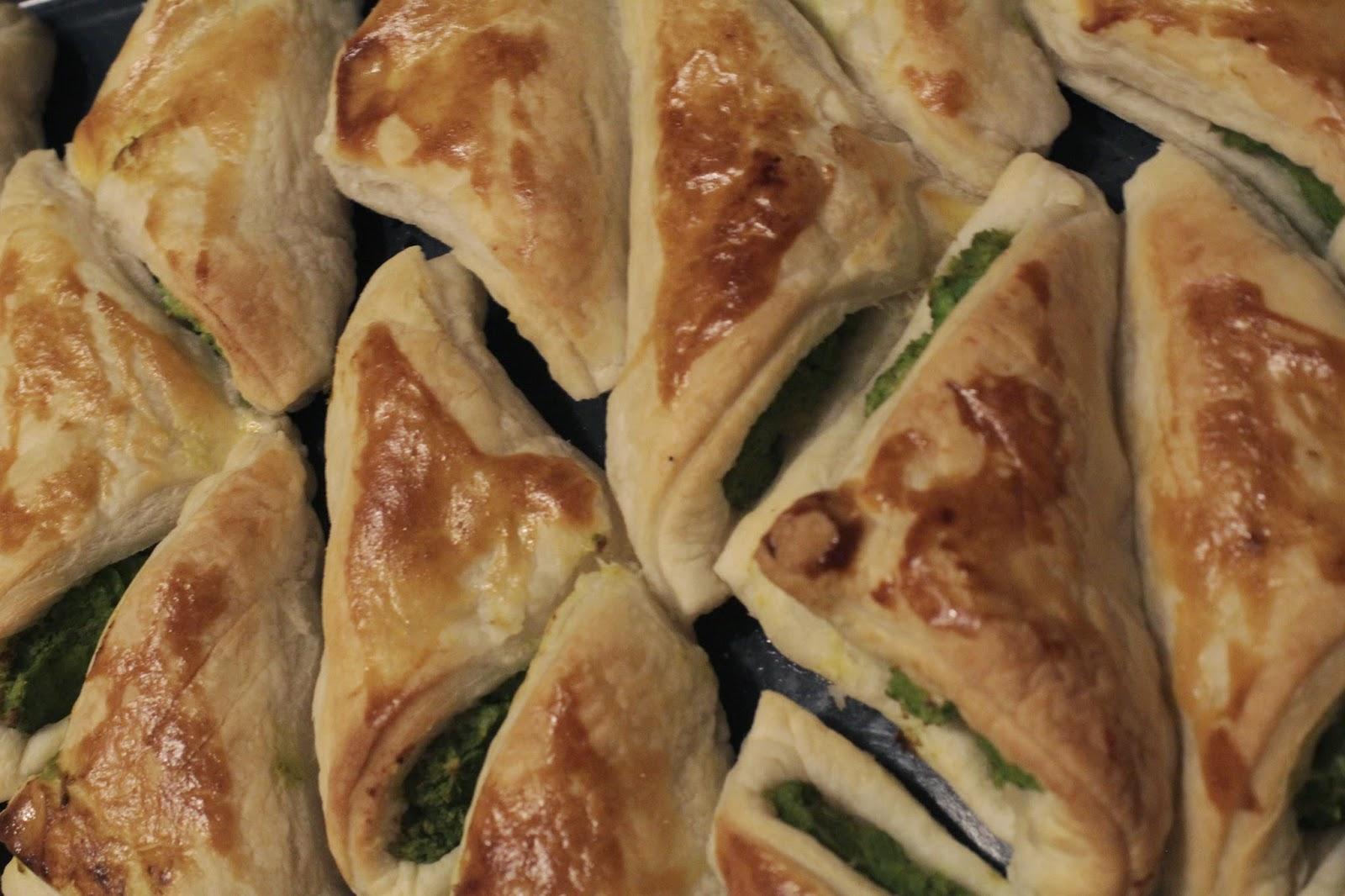 kuchnia świata, kuchnie świata, przekąska, pastizzi, Malta, maltańska kuchnia, pastizzi z groszkiem