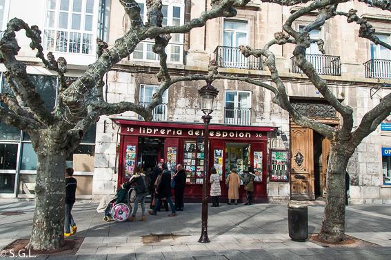 Libreria el Espolon de Burgos