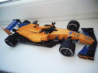 McLaren MCL33 F1 2018 (Szabolcs Horvath)