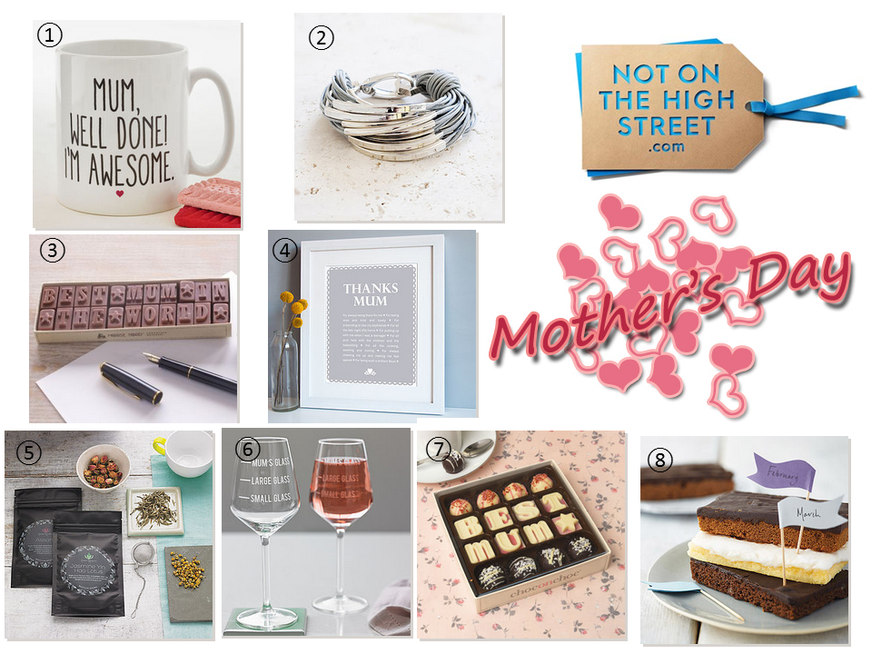 12 Mugs For Mother S Day: Mother's Day Gift Ideas