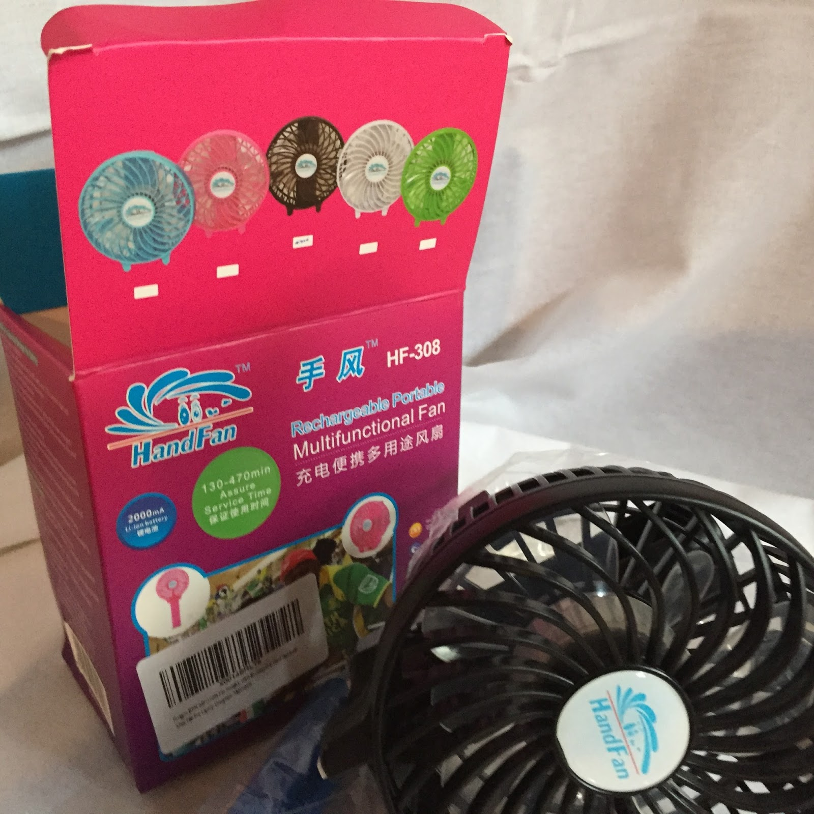 this is simple and useable in any household and you can be cool with this fan it also has three speeds ben office fan