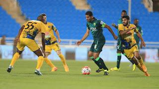 نتيجة مباراة الأهلي السعودي والتعاون اليوم السبت 1-9-2018 ضمن مباريات الدوري السعودي