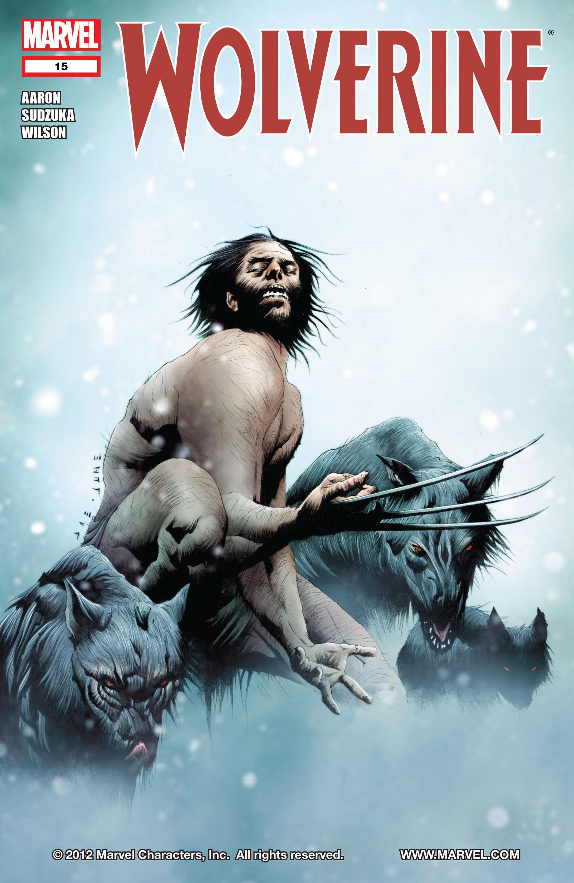 Wolverine (2010) 15 Page 1