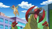 Capitulo 20 Temporada 16: ¡La manipulación Pokémon del Equipo Plasma!