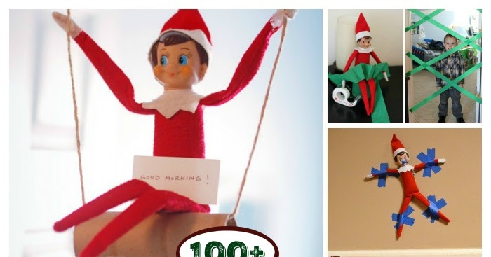 Elf Ideas For Kids