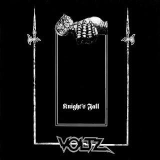 """Ο δίσκος των Voltz """"Knight's Fall"""""""