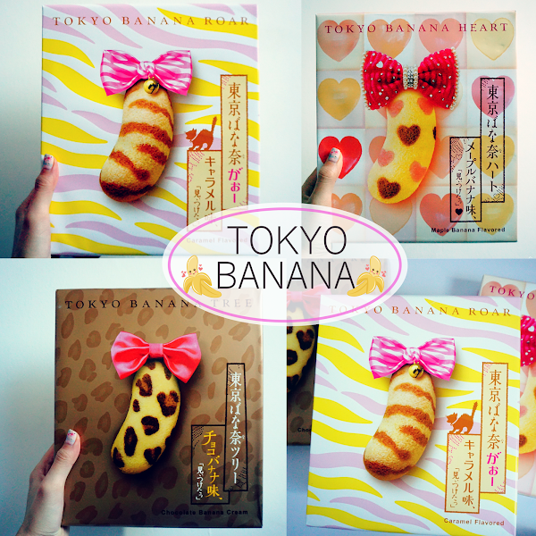 Tokyo Banana - Japan Haul #SNOWMANTOJAPAN