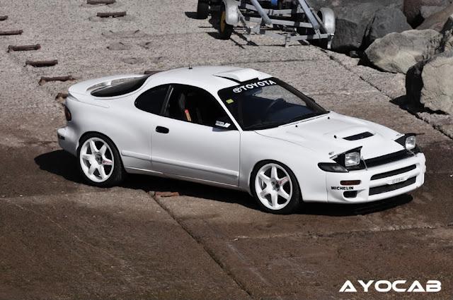 Toyota Celica V, ST182, ST185, 3S-GE, 3S-GTE
