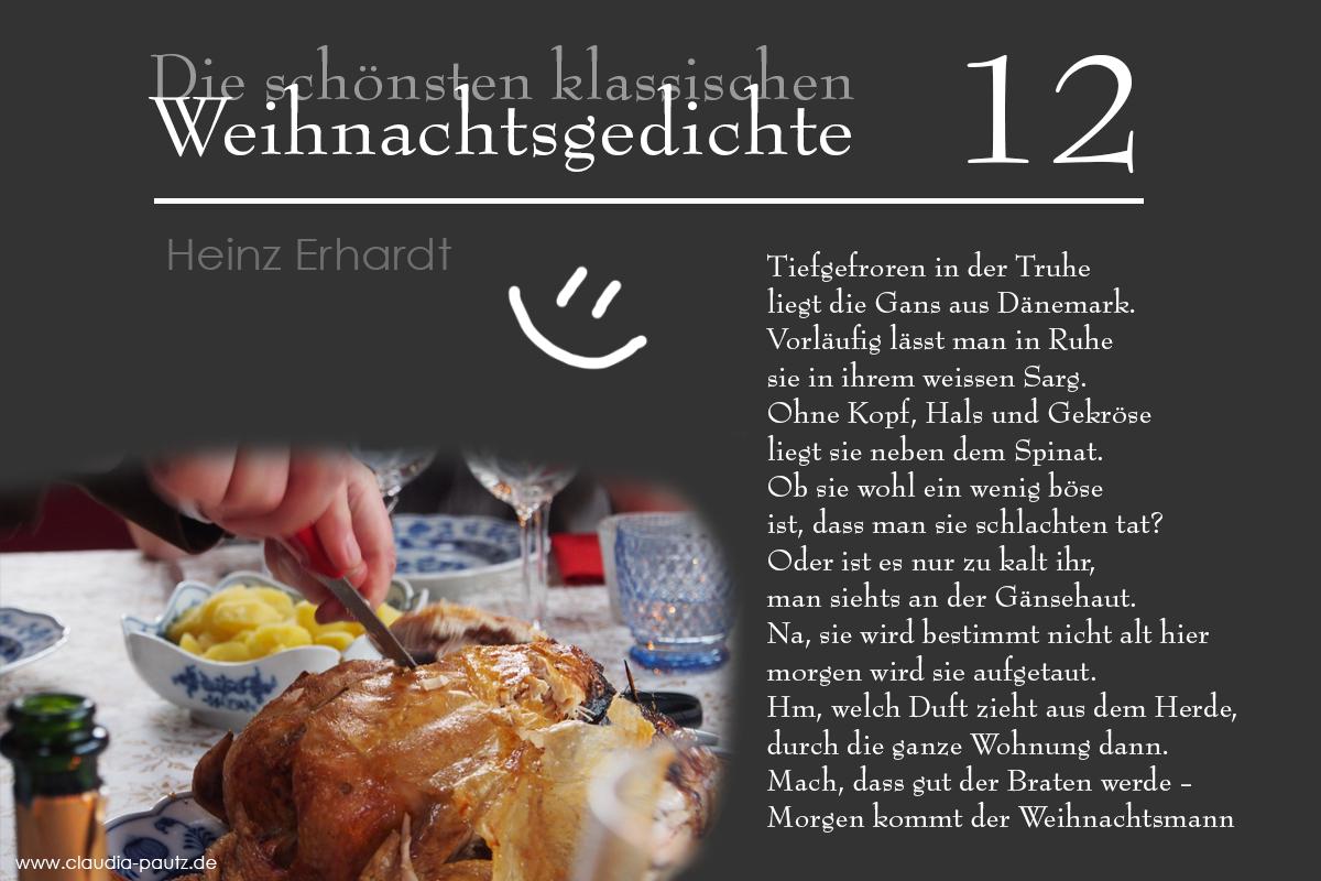 Mein Usedom : Das 12. Türchen - Heinz Erhardt