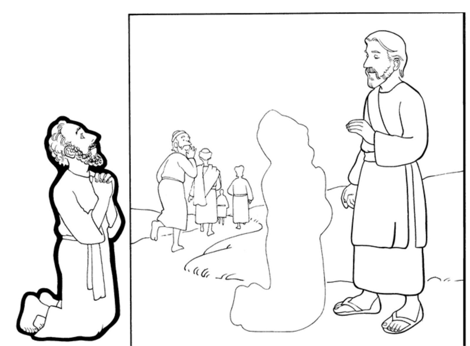 Pequeninos de Jesus: Lição 04: Jesus, o amigo dos doentes.