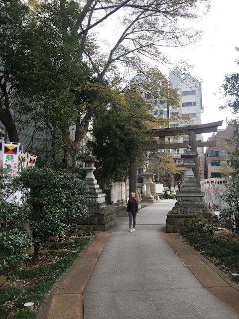 harajuku shrine