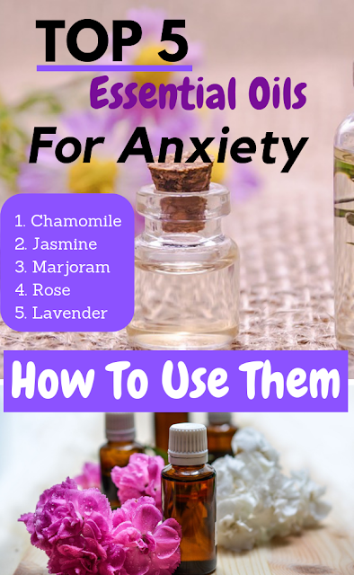 The Only Oils You Will Ever Need For Quick Relief From Stress
