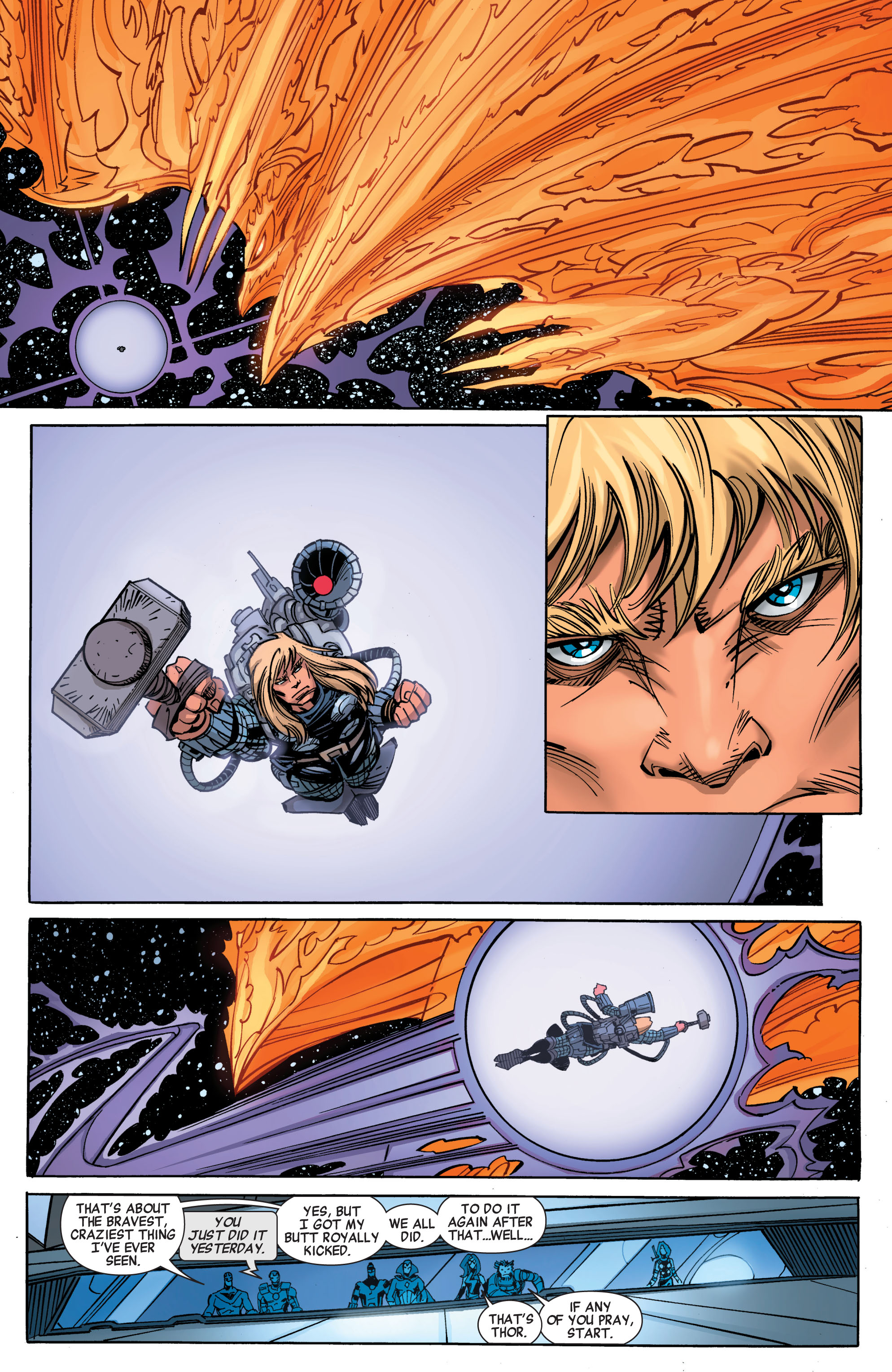 Read online Avengers (2010) comic -  Issue #26 - 16