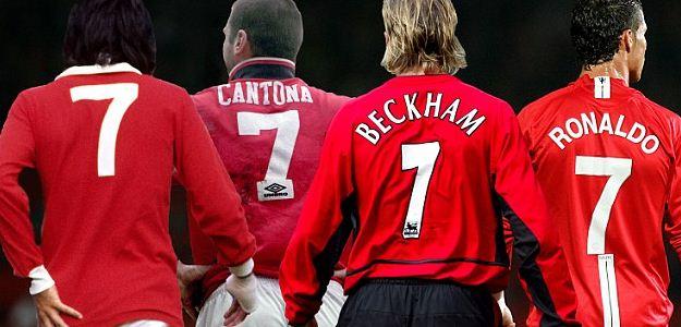Daftar 10 Pemain No Punggung 7 di Manchester United