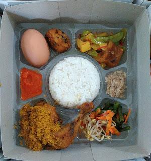nasi box jogja, nasi kotak jogja, pesan nasi kotak yogyakarta