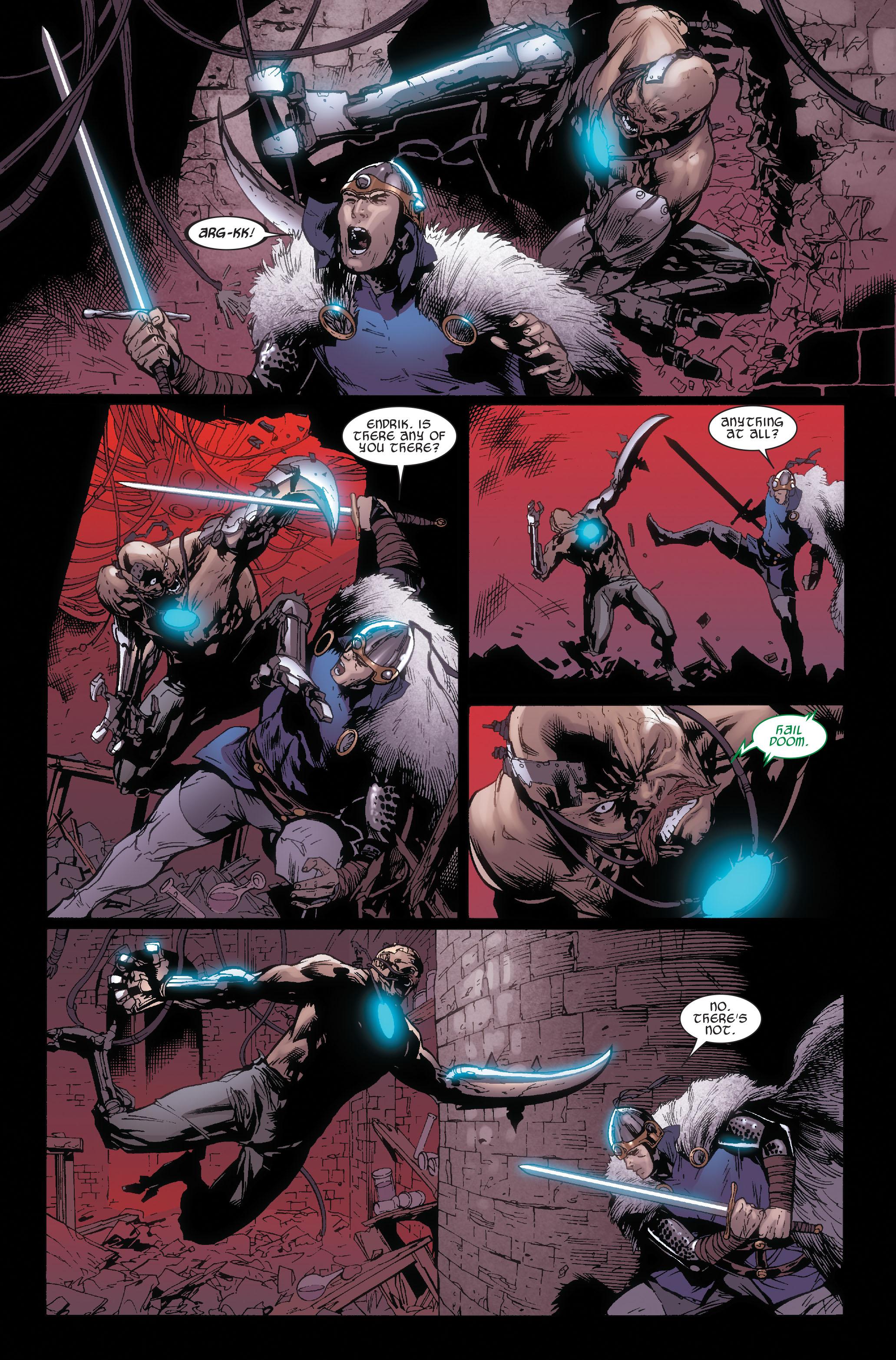 Thor (2007) Issue #606 #19 - English 8