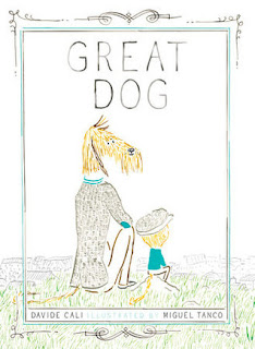 Great Dog reminds us that families come in all shapes and sizes and that even the greatest of us aren't perfect. #GreatDog #PictureBook #ChildrensLit #NetGalley