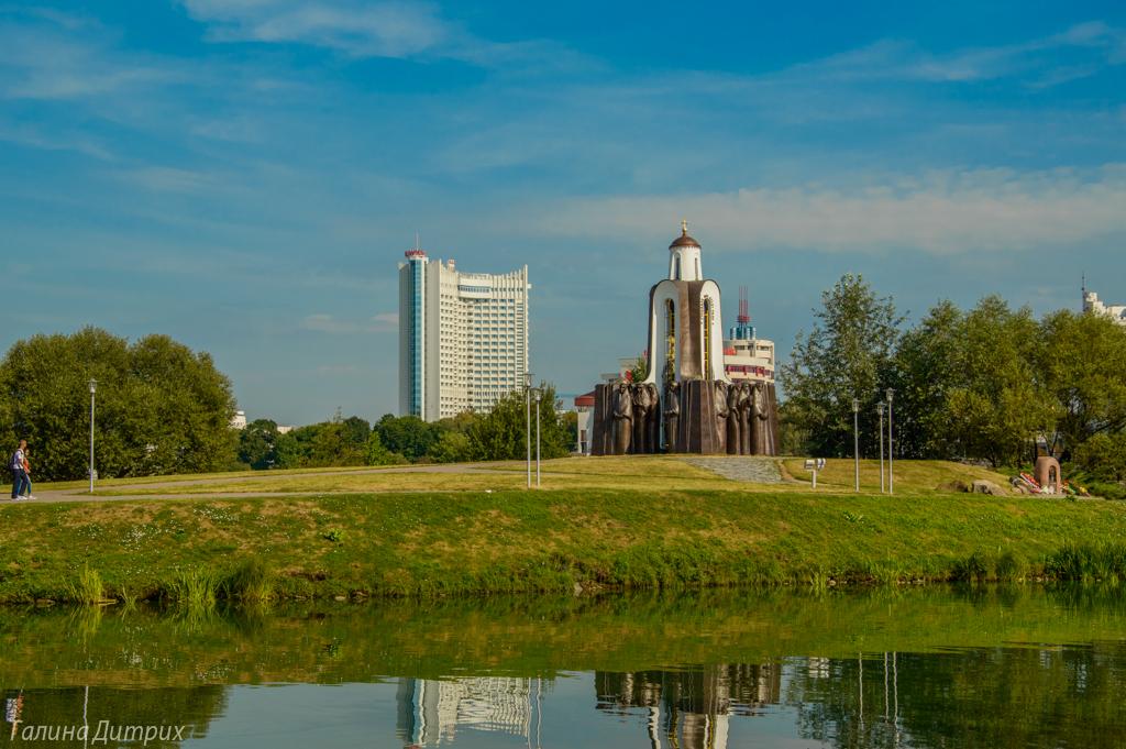Остров Слез Минск фото