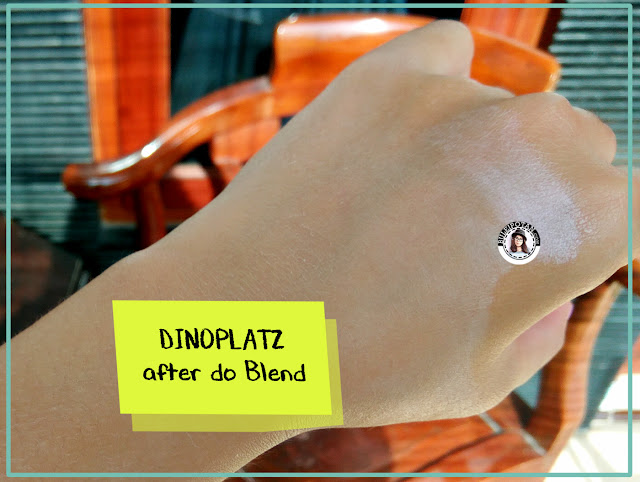 Dinoplatz+Cinema+CC+Cream+Highlighter+Review