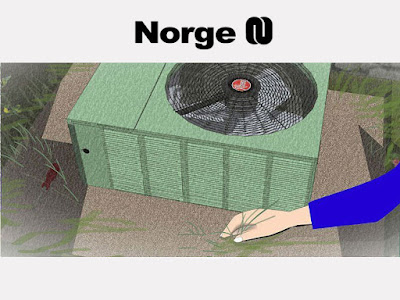 كيفية تنظيف تكييف نورج , صيانة تكييف نورج
