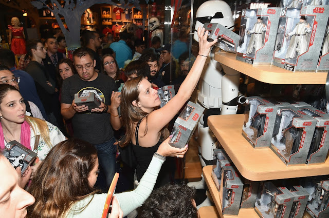 Star Wars Force Friday II NYC
