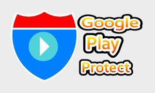 Cara mengaktifkan google play protect