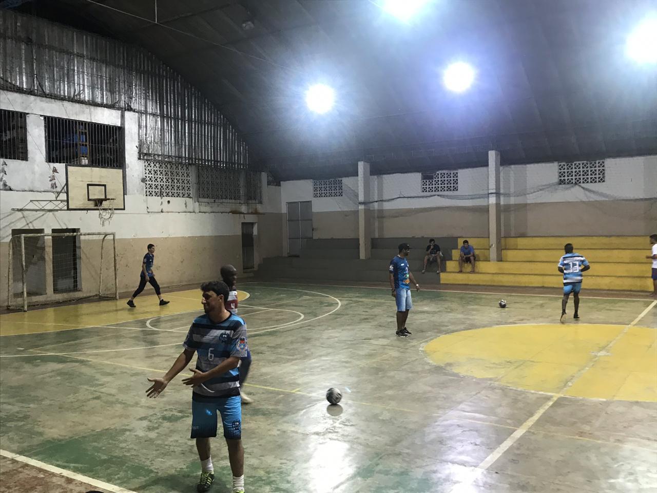 Laje Futsal vence Itaperuna em amistoso em Laje do Muriaé  5efc8a2131e66