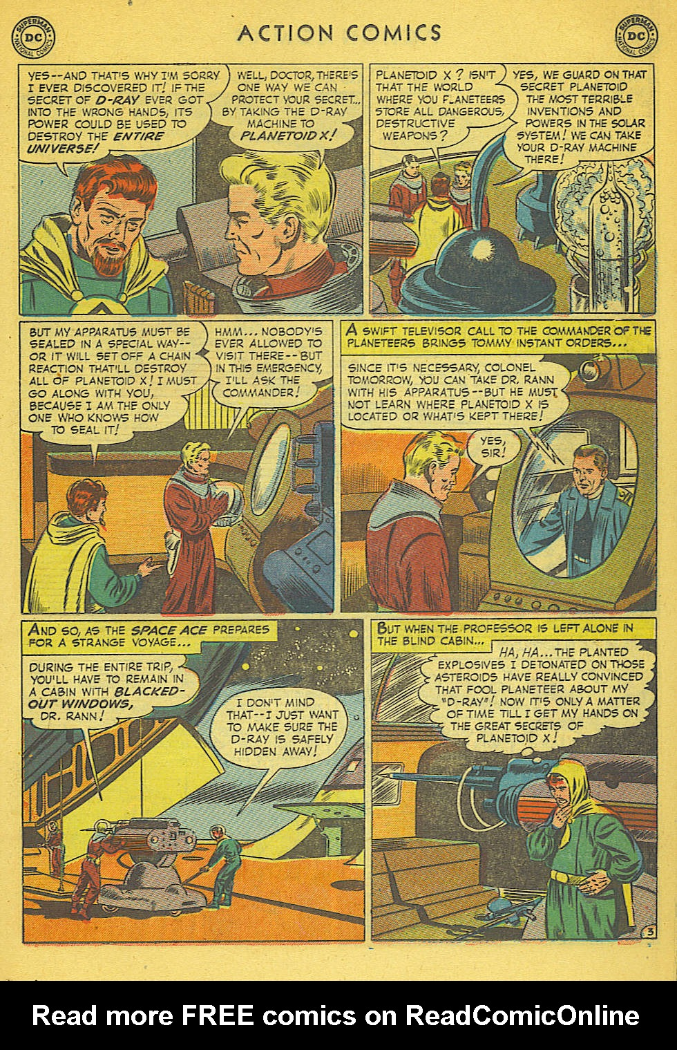 Read online Action Comics (1938) comic -  Issue #158 - 24