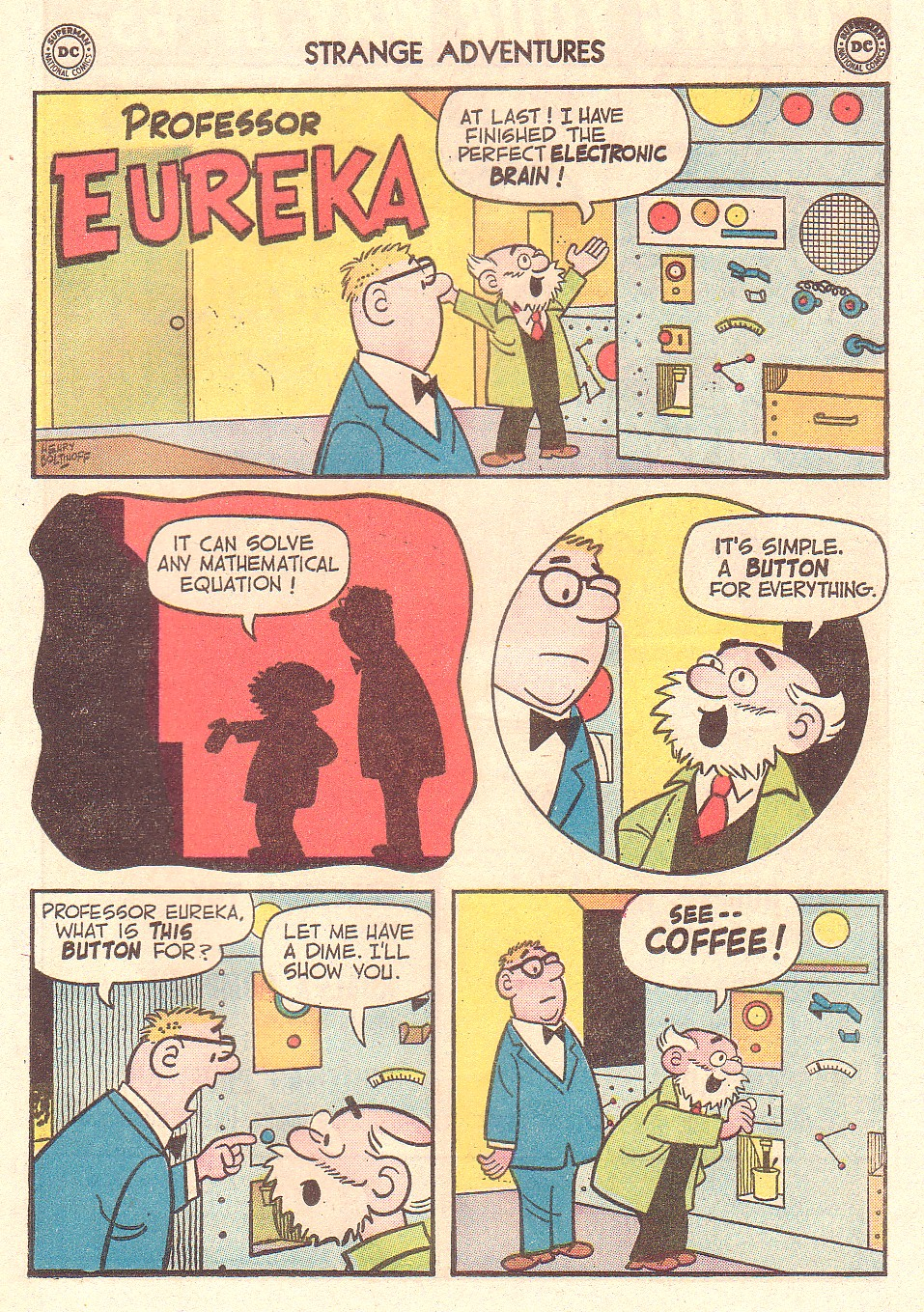 Strange Adventures (1950) issue 173 - Page 13