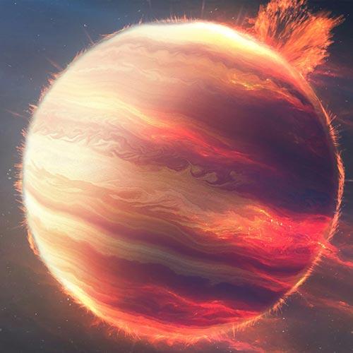 Jupiter Wallpaper Engine