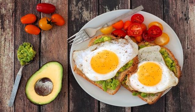 sarapan sehat untuk ibu hamil