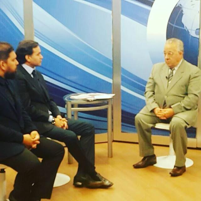 Foto: TV Gênesis - Hamilton Silva