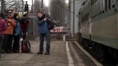 filmy z koleją