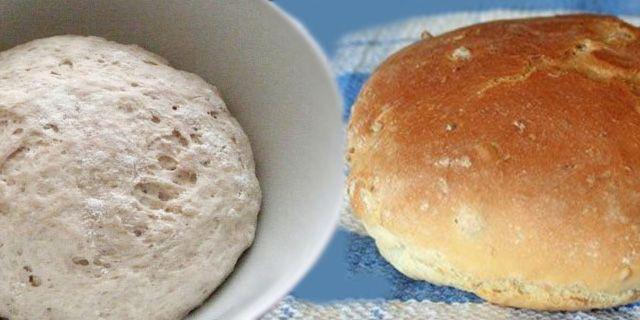 nohut mayası ekmek, nohut mayasından ekmek, KahveKafeNet